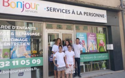 Carmaux : Journée de cohésion en équipe