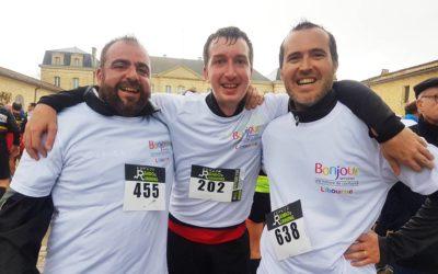 Libourne : Une équipe sportive et motivée