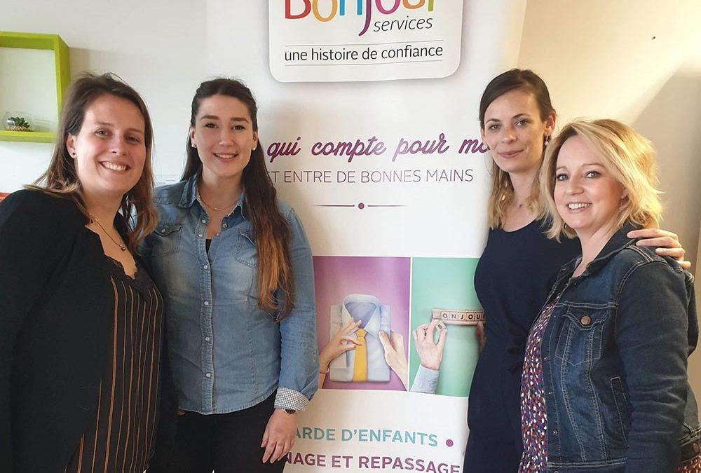 Montauban : Convivialité & échange avec les salariés