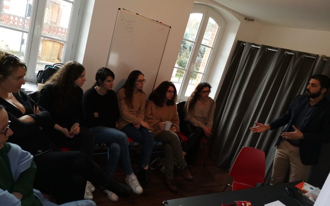 Montrabé : Groupe de parole & lunch de Noël