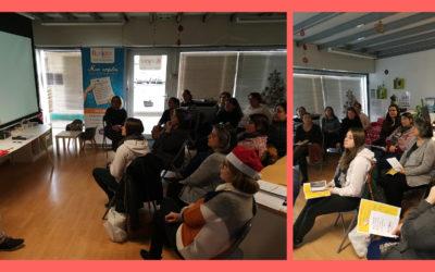 Montauban : Groupe de parole & goûter de Noël