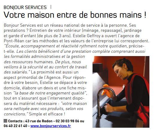 Pont-Réan : On parle de nous dans la presse 👋