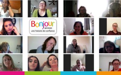 Montauban : La formation à distance, une réussite chez Bonjour Services !