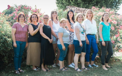 Saint-Marcellin : Journée de cohésion d'équipe