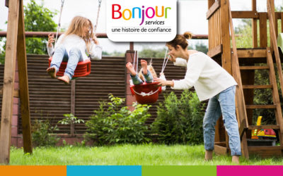 Avec Bonjour Services, profitez pleinement de votre jardin !